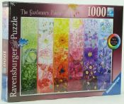 Ravensburger 19800 The Gardener's Palette No.1: The Cottage Garden